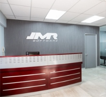 Blue Line Design JMR Software office design